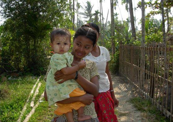 Parrainages en Birmanie