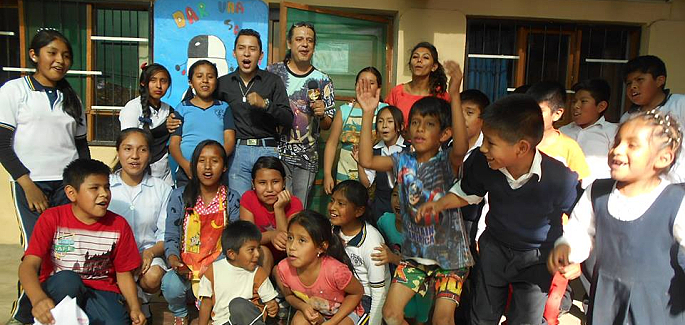 Bolivie : ils ont cru en moi